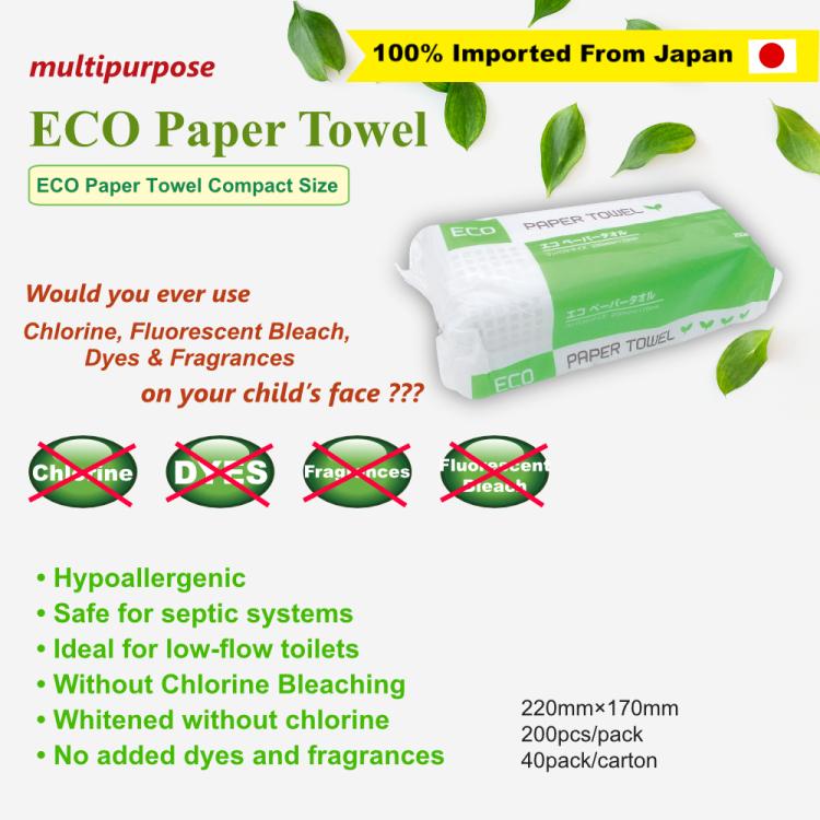 Eco Paper Towel