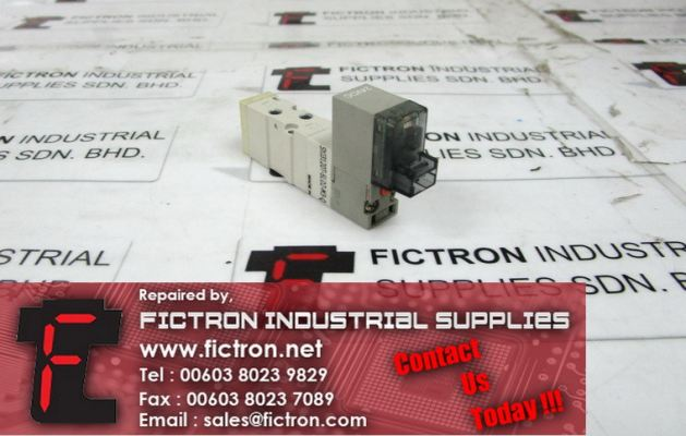 SYJ3120T-5LOZ-M3-Q SYJ3120T5LOZM3Q SMC Solenoid Operated Air Control Valve Supply Malaysia Singapore Indonesia USA