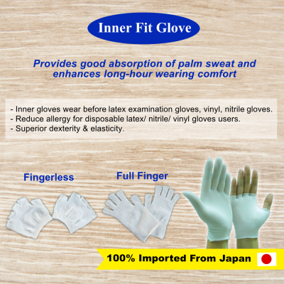 Disposable Inner-Fit Gloves