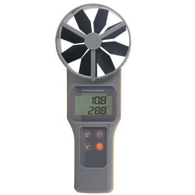 AZ INSTRUMENT CORP. 10cm VANE AIR FLOW/TEMPERATURE/HUMIDITY/CO2 ANEMOMETER 8916/8917/8919