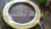 Spiral Wound Gasket SS316L Hoop With Graphite filler, CS Outer & SS316L Inner Ring Spiral Wound Gasket Rubber Sheet /Gasket