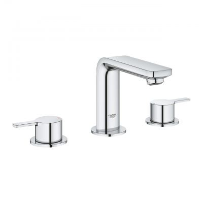 Grohe Lineare 20304001 3-Hole Basin Mixer M-Size