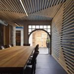 Timber Wall Celling