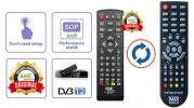 MD DVB-T2 REMOTE CONTROL MD DVB REMOTE CONTROL