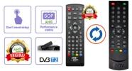 MYTV DVB-T2 REMOTE CONTROL MYTV DVB REMOTE CONTROL