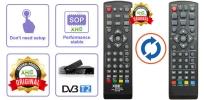 TNT STAR DVB-T2 REMOTE CONTROL TNT STAR DVB REMOTE CONTROL
