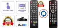 VTC DVB-T2 REMOTE CONTROL VTC DVB REMOTE CONTROL