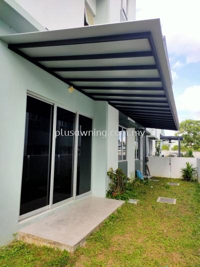 Alumbond Composite Panel @Jalan 2/8A, Tropicana Height, Kajang 2, Selangor