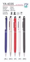 YA 4035 (2 in 1 Stylus Pen) Writing Instruments Souvenir