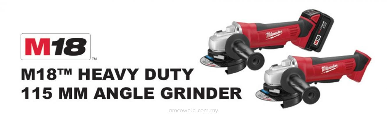 M18™ HEAVY DUTY 115 MM ANGLE GRINDER