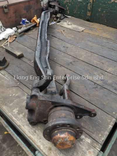 REPAIR FRONT AXLE SHAFT LINING