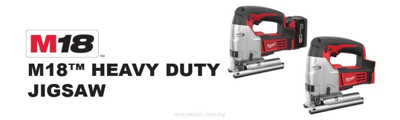 M18™ HEAVY DUTY JIGSAW