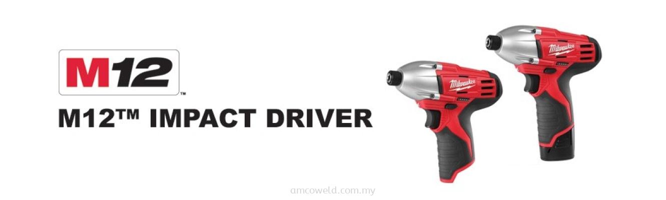 M12™ IMPACT DRIVER