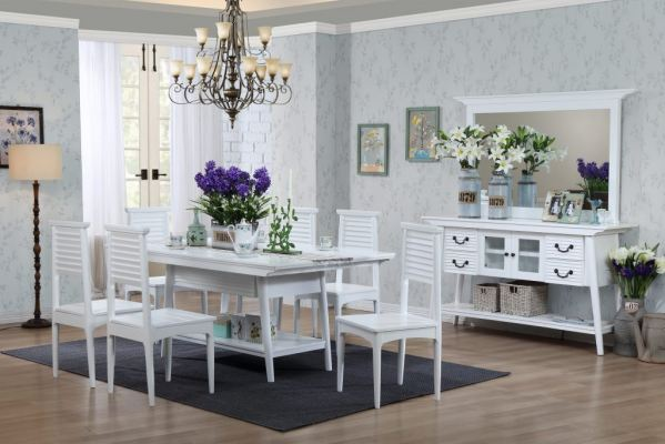 VIRGINIA - DINING SET