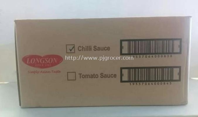 Longson Chilli Sauce 9g