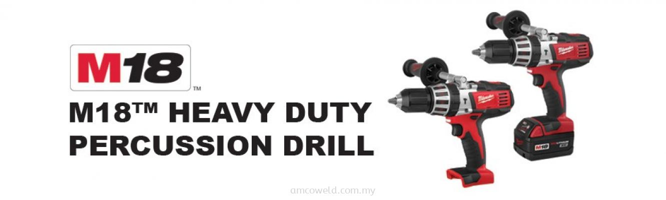 M18™ HEAVY DUTY PERCUSSION DRILL