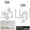 PENDANT LIGHT (LY9016-3RB-WH) Loft Design PENDANT LIGHT