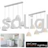 PENDANT LIGHT (LY9017-5LB-WH) Loft Design PENDANT LIGHT