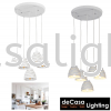 PENDANT LIGHT (LY9020-5RB-WH) Loft Design PENDANT LIGHT