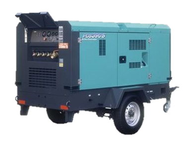 Air Compressor 390cfm