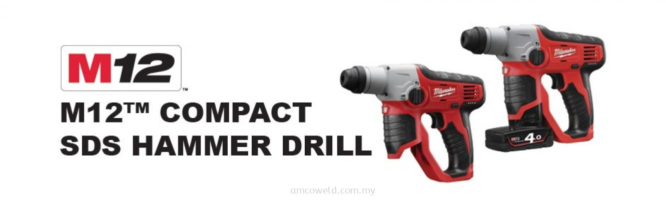 M12™ SUB COMPACT SDS HAMMER DRILL