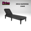 ERICA Swimming Chair / Polypropylene / Black / Brown / Gray / White / Waterproof / Sunproof Others