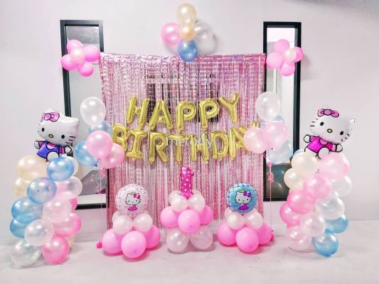 Balloon Theme Party Decor