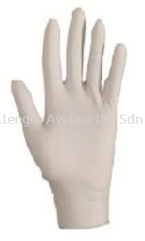 KLEENGUARD G10 Flex White Nitrile Gloves