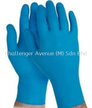 KLEENGUARD G10 Arctic Blue Thin Mil Gloves