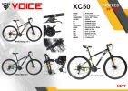 VOICE XC50  HTS  29MTB 24 Bicycle XDS -CROSSMAC Bicycle