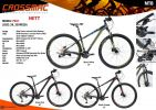 Crossmac PSD7  29IN  MTB 33 SPEEDS Microshift , XDS Alloy  Frame Bicycle XDS -CROSSMAC Bicycle