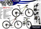 XDS XR2 2x12 MTB27-24 Bicycle XDS -CROSSMAC Bicycle