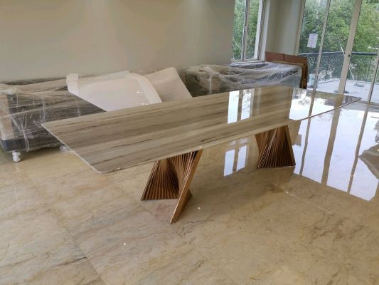 Palisandro Modern Luxury Dining Table 8 to 10 seaters