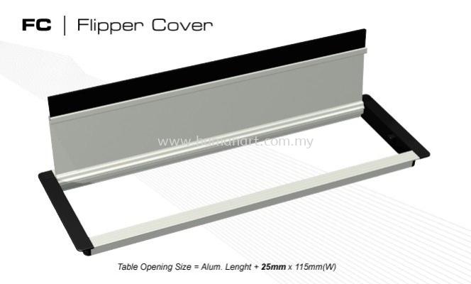 TABLE CONSOLE FLIPPER BOX COVER- tmc bangsar | cheras | ampang point