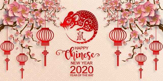 Happy Chinese New Year 2020!!!