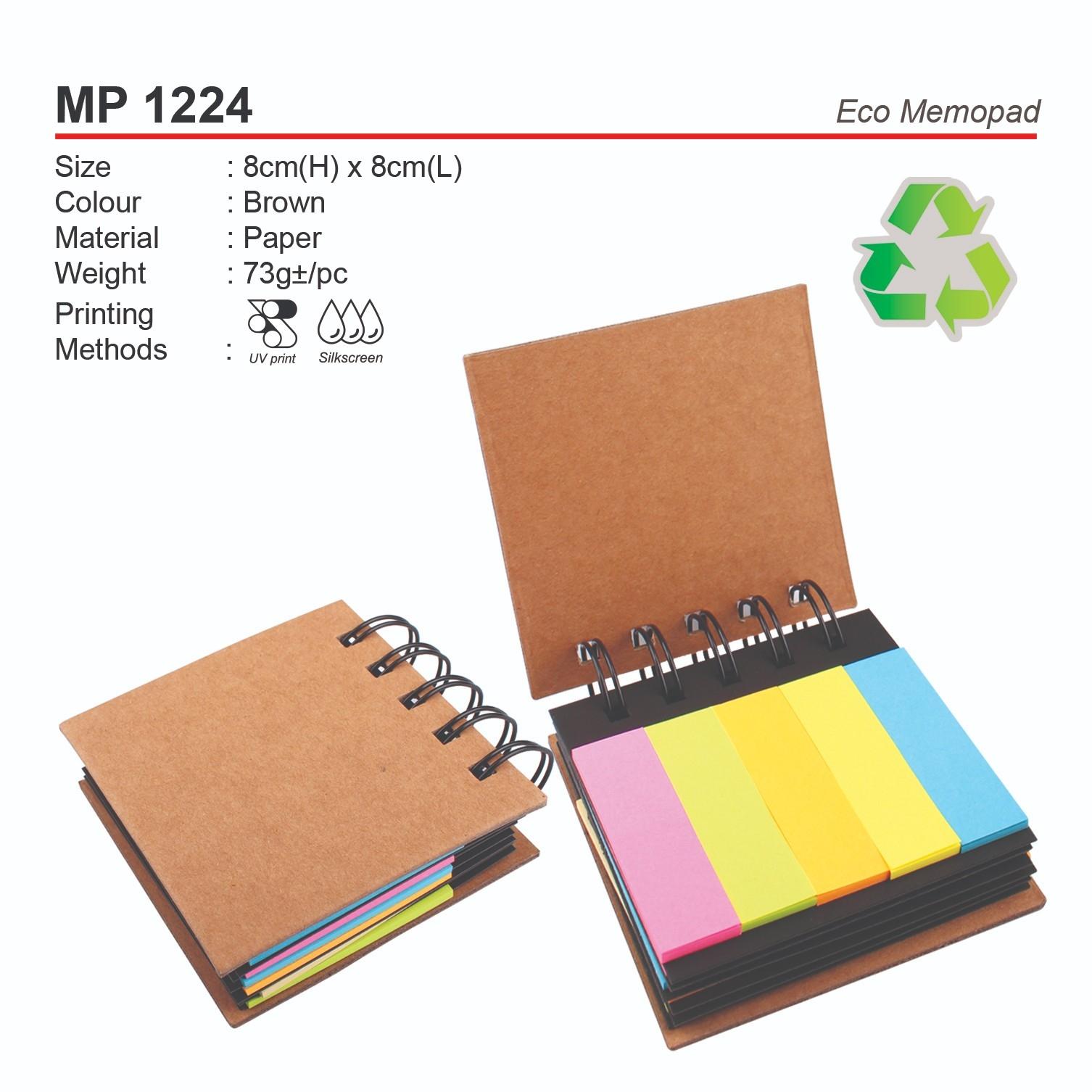 MP 1224 Eco Memopad