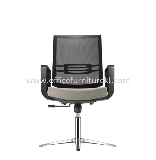 INTOUCH 3 VISITOR ERGONOMIC MESH OFFICE CHAIR - Office Furniture Shop | Ergonomic Mesh Office Chair KLCC | Ergonomic Mesh Office Chair Setia Walk Puchong | Ergonomic Mesh Office Chair Puchong Business Park