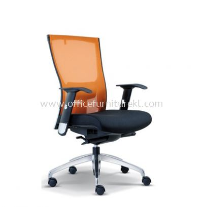 ITOS MESH LOW BACK CHAIR ASE2112