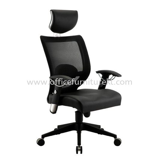 KAPAS 2 HIGH BACK ERGONOMIC MESH CHAIR WITH ADJUSTABLE ARMREST