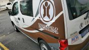 NISSAN NV 200 sticker wrap Vehicle Car Sticker