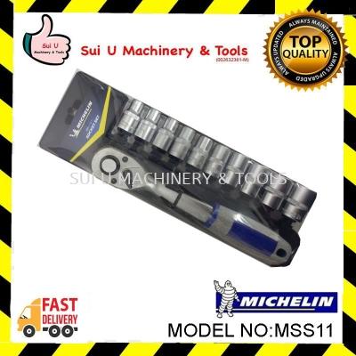 Michelin MSS11 11pcs 1/2'' Socket Set 602010160