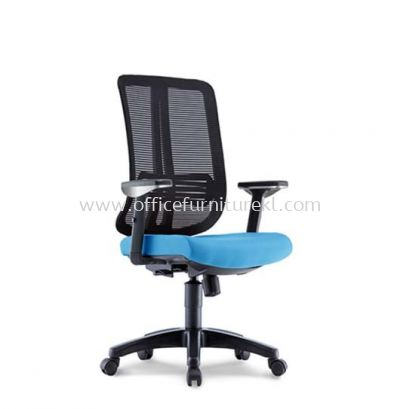 MILLER 2 MEDIUM BACK MESH CHAIR