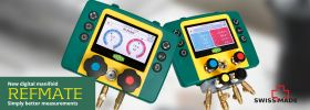 REFCO REFMATE Digital Manifold