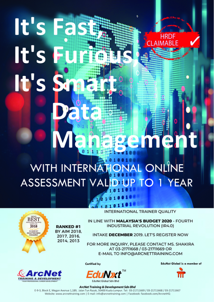 IT Training - Smart Data Management