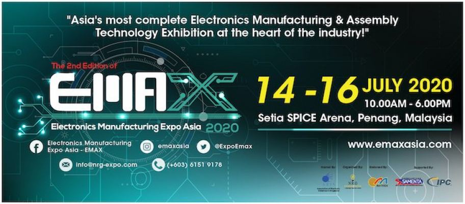 Electronics Manufacturing Expo Asia (EMAX) 2020