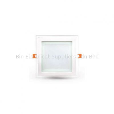 LED SMD SERIES DOWNLIGHT 12W 4'' (Square)