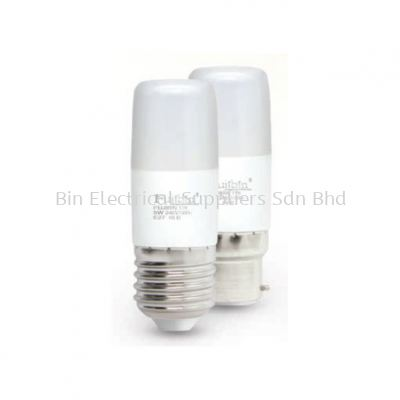 LED THUMB MAGIC LIGHT (COLOUR) 5W E27 & B22 (Red)