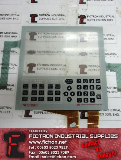 NC9000F NISSEI Touch Screen Glass Supply Malaysia Singapore Indonesia USA Thailand