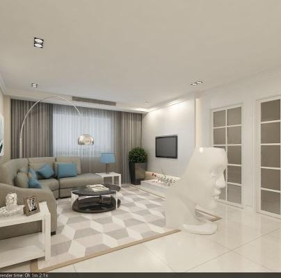马来西亚客厅设计参考