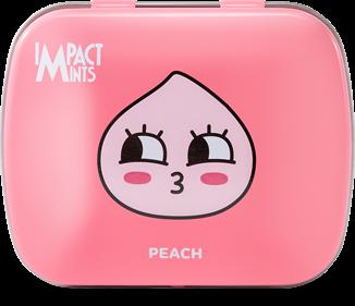 IMPACT MINTS x KAKAO FRIENDS Peach Mints Design A